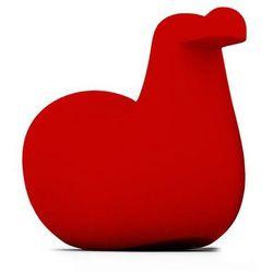 Krzesełko bujane dodo czerwone marki Magis me too