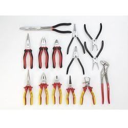 Vigor Zestaw narzędzi force, obcęgi i wyposażenie dodatkowe, 14-częściowy, luzem (bez
