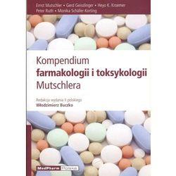 Kompendium farmakologii i toksykologii Mutschlera wydanie 2, książka w oprawie miękkej