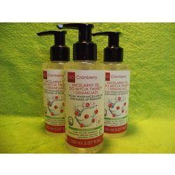 NOVA Kosmetyki-Micelarny Żel Do Mycia Twarzy i Demakijażu GoCranberry 150 ml