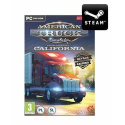 American Truck Simulator PL + 3 DLC - Klucz