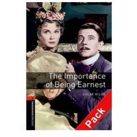 OXFORD BOOKWORMS PLAYSCRIPTS New Edition 2 THE IMPORTANCE OF BEING EARNEST with AUDIO CD PACK (ISBN 9780194235