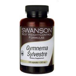 Swanson Gymnema Sylvestre standaryzowana 300mg 120 kaps. - sprawdź w wybranym sklepie