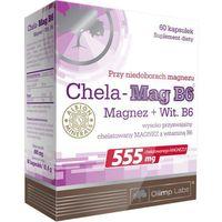 Chela-Mag B6 kaps.x 60 /Olimp (lek witaminy i minerały)