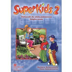 SuperKids 2 - podręcznik dla szkoły podstawowej. Książka ucznia