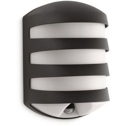 Philips 16938/93/16 - Kinkiet zewnętrzny z czujnikiem ECOMOODS 1xE27/20W/230V - produkt dostępny w Liderlamp.pl  Tylko u nas wyprzedaże do -70%