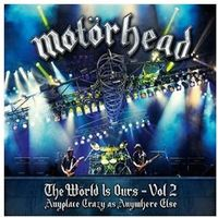 The world is ours - vol. 2 (dvd + 2cd) marki Warner music