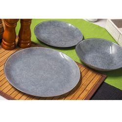 loft stony grey serwis obiadowy 18/6 marki Luminarc