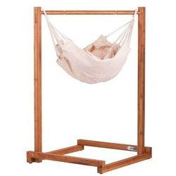 - yayita - hamak dla niemowląt z bawełny organicznej ze stojakiem marki Lasiesta