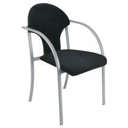 Krzesło VISA - do poczekalni i sal konferencyjnych, konferencyjne, na nogach, stacjonarne, VISA