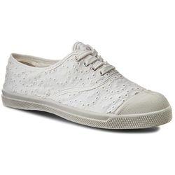 Trampki BENSIMON - Tennis T6 F15004C24701 White 101, kolor biały, od rozmiaru 38