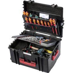 Parat Walizka narzędziowa bez wyposażenia, uniwersalna  parapro kingsize roll cp-7 6582501391 (sxwxg) 650 x 510 x 370 mm (4006793639713)