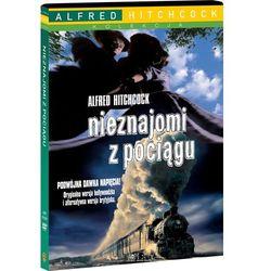 NIEZNAJOMI Z POCIAGU (DVD) KOLEKCJA ALFREDA HITCHCOCKA z kategorii Horrory
