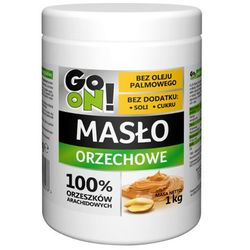 Sante Masło Orzechowe Go On 1000g z kategorii Masła orzechowe, kakaowe i inne