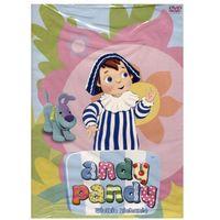 Bajka DVD Andy Pandy. Wielkie Kichanie