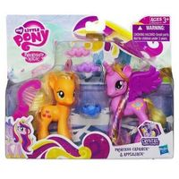 Zestaw my little pony princess cadance, applejack a2658 marki Hasbro