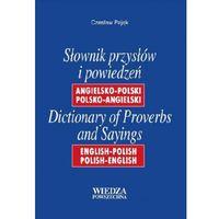 Słownik przysłów i powiedzeń angielsko-polski polsko-angielski (9788321413587)