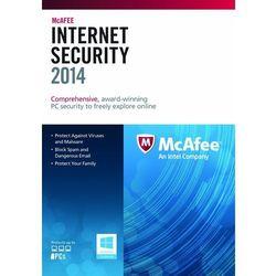 McAfee Internet Security 2015 1 PC licencja na rok, kup u jednego z partnerów