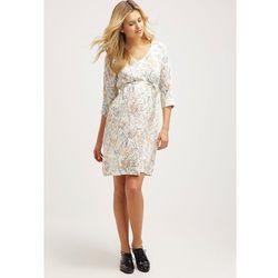 MAMALICIOUS MLNOMI Sukienka letnia moonbeam - produkt z kategorii- Sukienki ciążowe