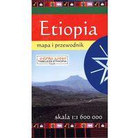 Etiopia. Mapa i przewodnik w skali 1:1 600 000