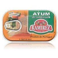Ramirez Tuńczyk portugalski duszony z warzywami w białym winie  120g