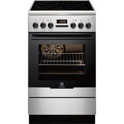 Electrolux EKC54550, kuchnia elektryczna