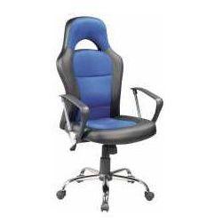 Fotel Q-033 niebiesko-czarny - ZADZWOŃ I ZŁAP RABAT DO -10%! TELEFON: 601-892-200