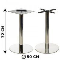 Stema - od Podstawa stolika fi50, stal nierdzewna polerowana lub szczotkowana (stelaż stolika) - e11/50/p/s