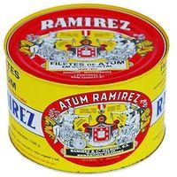 Portugalski stek z tuńczyka w oleju roślinnym Ramirez 385g (5601010131750)