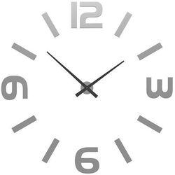 Zegar ścienny donatello  aluminium marki Calleadesign