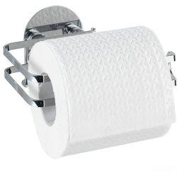 Uchwyt na papier toaletowyTurboLoc-stal nierdzewna, WENKO, B00XHP4MSQ
