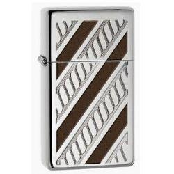 Zapalniczka Zippo Armor Rope Band Slim 60000251 - sprawdź w wybranym sklepie