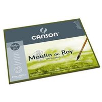 Canson Moulin du Roy® papier akwarelowy 24x32/12 Fin