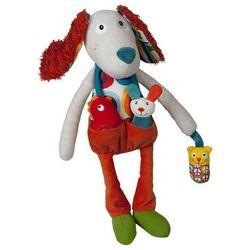 Ebulobo, Happy Farm, interaktywny Piesek z 4 zabawkami