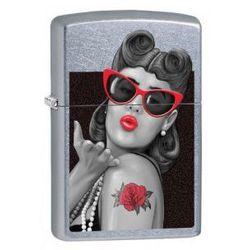 Zapalniczka Zippo Rockabilly Lip Gloss 60002617
