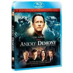 Anioły i demony (2xBlu-Ray) - Ron Howard (5903570064654)