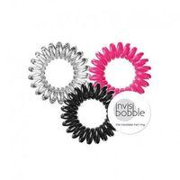 Invisibobble  gumka do włosów 1 sztuka różowa - candy pink (4260285370731)