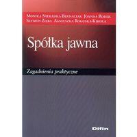 Spółka jawna (268 str.)