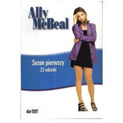 Ally McBeal- Sezon 1 (6xDVD) - Dennie Gordon, Victoria Hochberg, towar z kategorii: Seriale, telenowele, progr