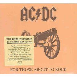 Sony music For those about to rock (cd) - dostawa zamówienia do jednej ze 170 księgarni matras za darmo
