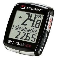 Sigma BC 12.12 STS z kategorii Liczniki rowerowe