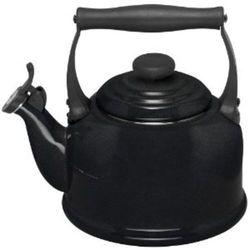 Le creuset - czajnik czarny