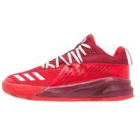 adidas Performance STREET JAM 3 Obuwie do koszykówki scarlet/pearl grey/collegiate burgundy