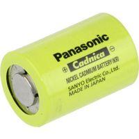 Akumulator specjalny Panasonic N-1250SCRL, NiCd, 1200 mAh, 1.2 V, 1 szt. (4042883055162)