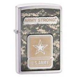 Zapalniczka  us army - army strong 28754 wyprodukowany przez Zippo