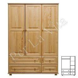Szafa drewniana D3 Nr3