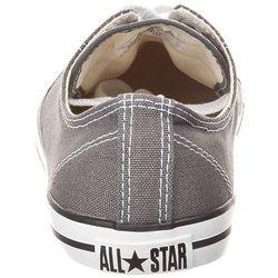 CHUCK TAYLOR ALL STAR OX DAINTY Tenisówki i Trampki gris foncé / blanc, damskie obuwie sportowe Converse