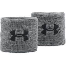 performance wristbands grey od producenta Under armour