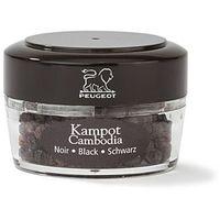 Kampot cambodia, czarny - aromatyczny pieprz do młynka zanzibar | , pg-32753 marki Peugeot