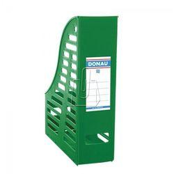 Donau Pojemnik na dokumenty (czasopisma) a4 zielony składany ażur (7464001pl-06)